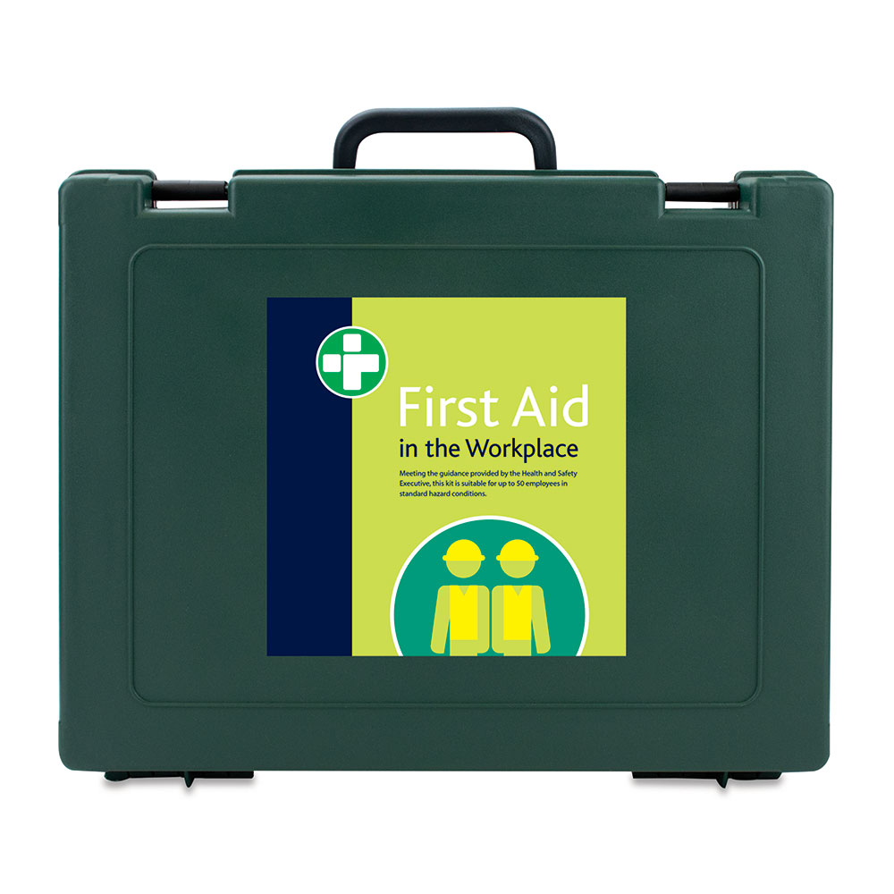 Budget First Aid Kit - 50 pers