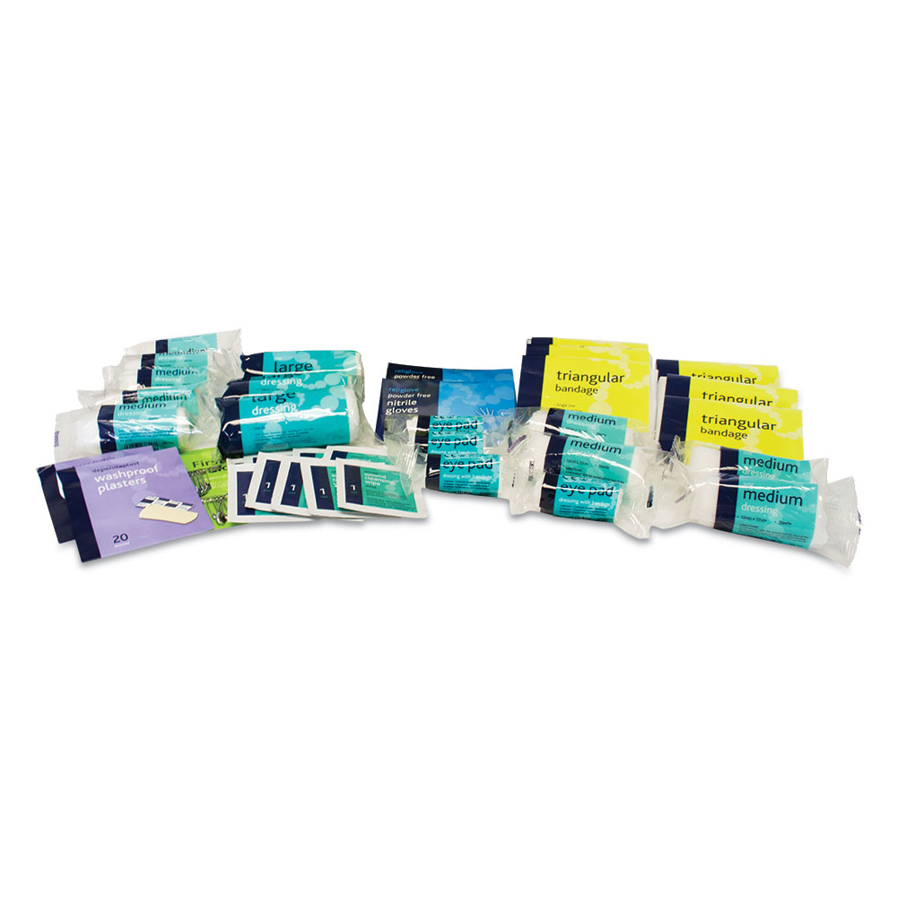 First Aid Kit Refill - 20 Person