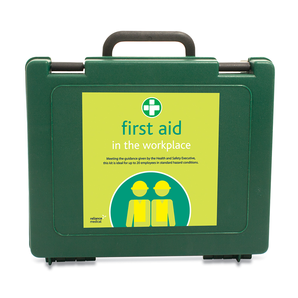 Budget First Aid Kit - 10 person