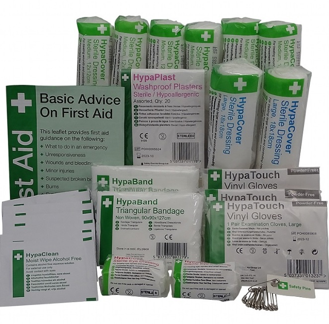 First Aid Kit Refill - 10 Person
