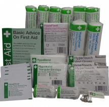 First Aid Kit Refill - 10 pers son