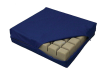 Foam Modular Cushion c/w BLUE VP Cover 16 x 16