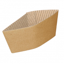 Corrugated Cup Sleeves for 12/ 16oz Cups