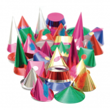 Rialto Adult Party Hats Pack of 72 only