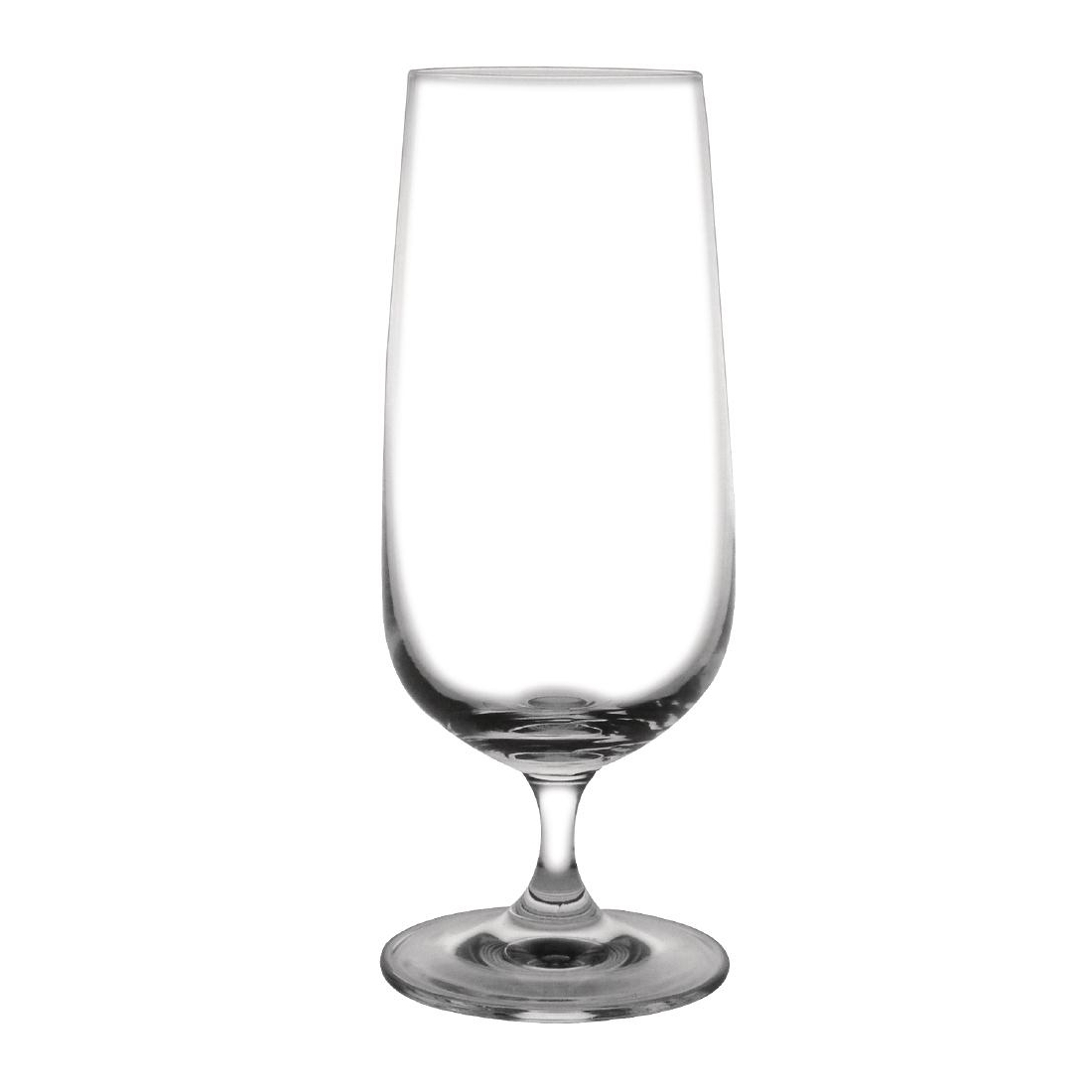 Olympia Bar Collection Crystal Stemmed Beer Glasses 410ml