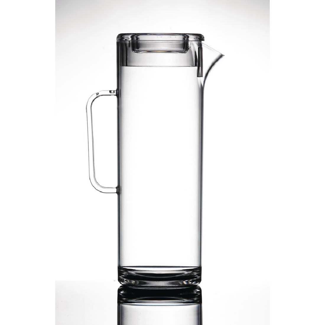 Polycarbonate Jugs with Lids 1.7Ltr