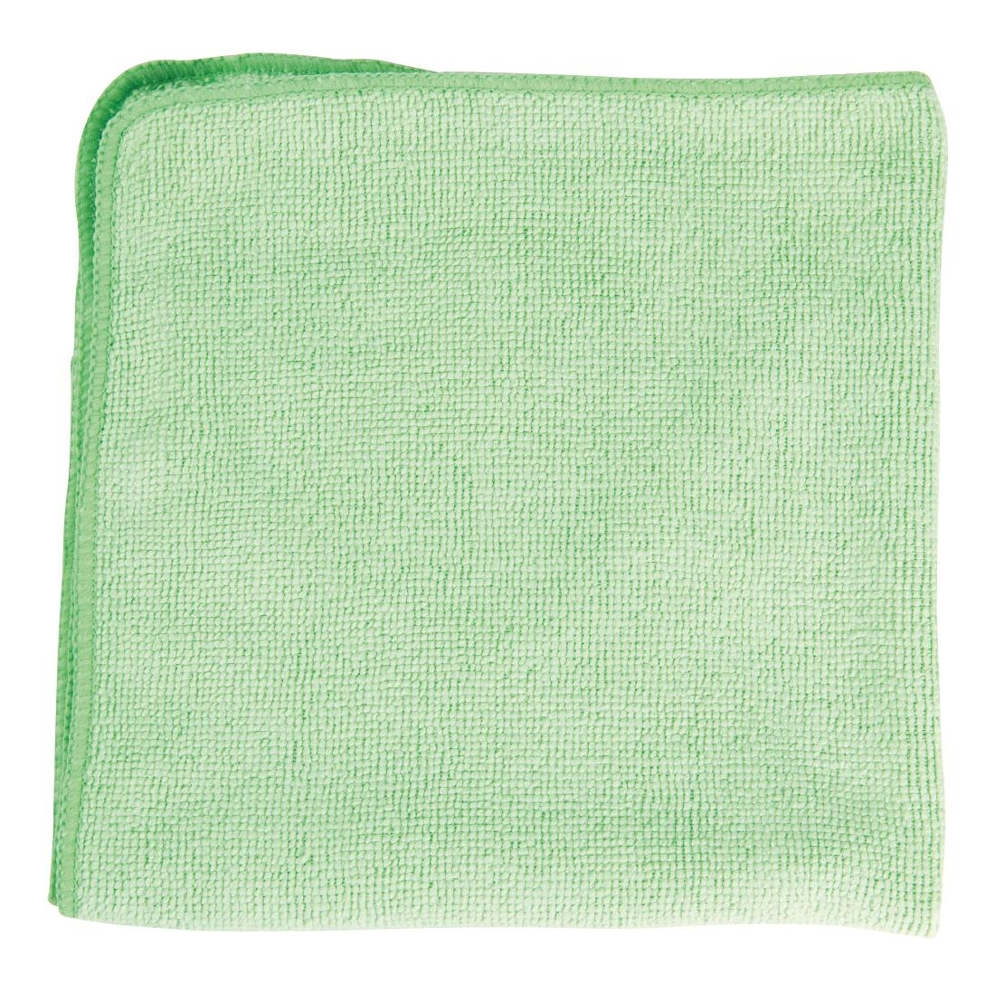 Rubbermaid Pro Microfibre Cloth Green
