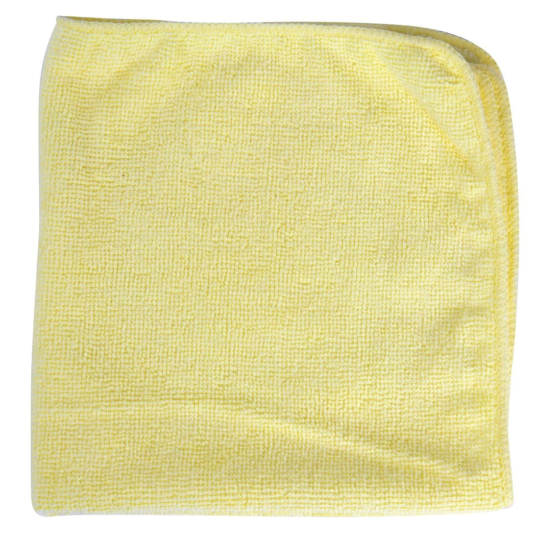 Rubbermaid Pro Microfibre Cloth Yellow