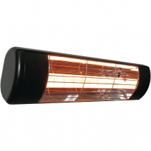 Heatlight Black Patio Heater
