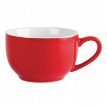 Olympia Cafe Coffee Cups Red 2 28ml 8oz