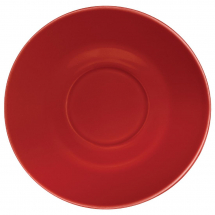 Olympia Cafe Saucers Red - Box of 12