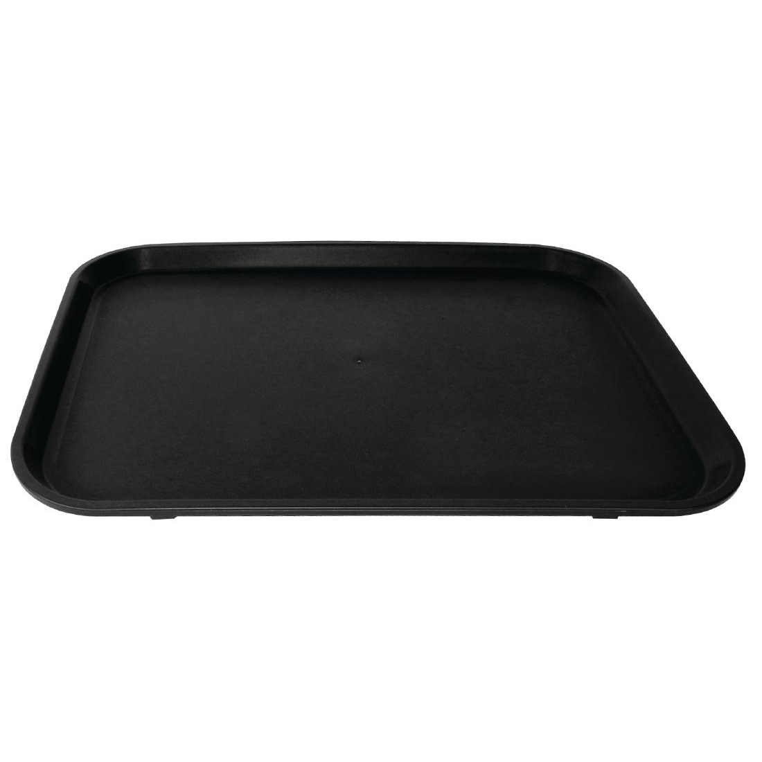 Kristallon Non-slip Tray Black 14 x 18 in
