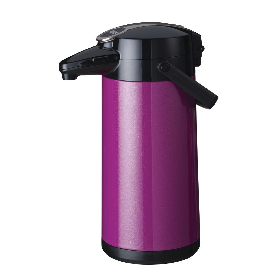 Bravilor Furento 2.2Ltr Airpot with Pump Action Metalic Purple