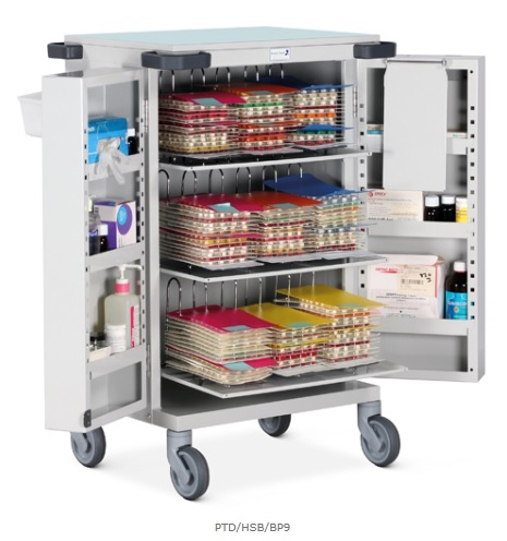 MDS Drug & Medicine Trolley