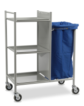 Patient Bed Changing Trolley
