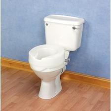 Raised Toilet Seat - 4 inch