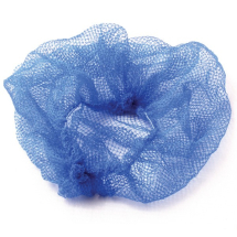 BLUE Disposable Hair Nets - Pack of 144