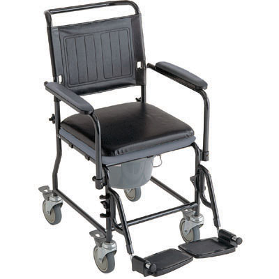 INVACARE Glideabout 4 Wheeled Commode