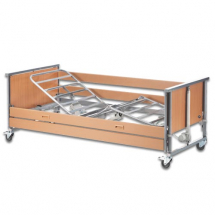 Medley Ergo Profiling Bed with Side Rails