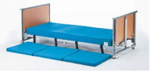 Medley Ergo Low Profiling Bed Without Side rails