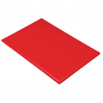 Hygiplas Extra Thick High Density Red Chopping Board