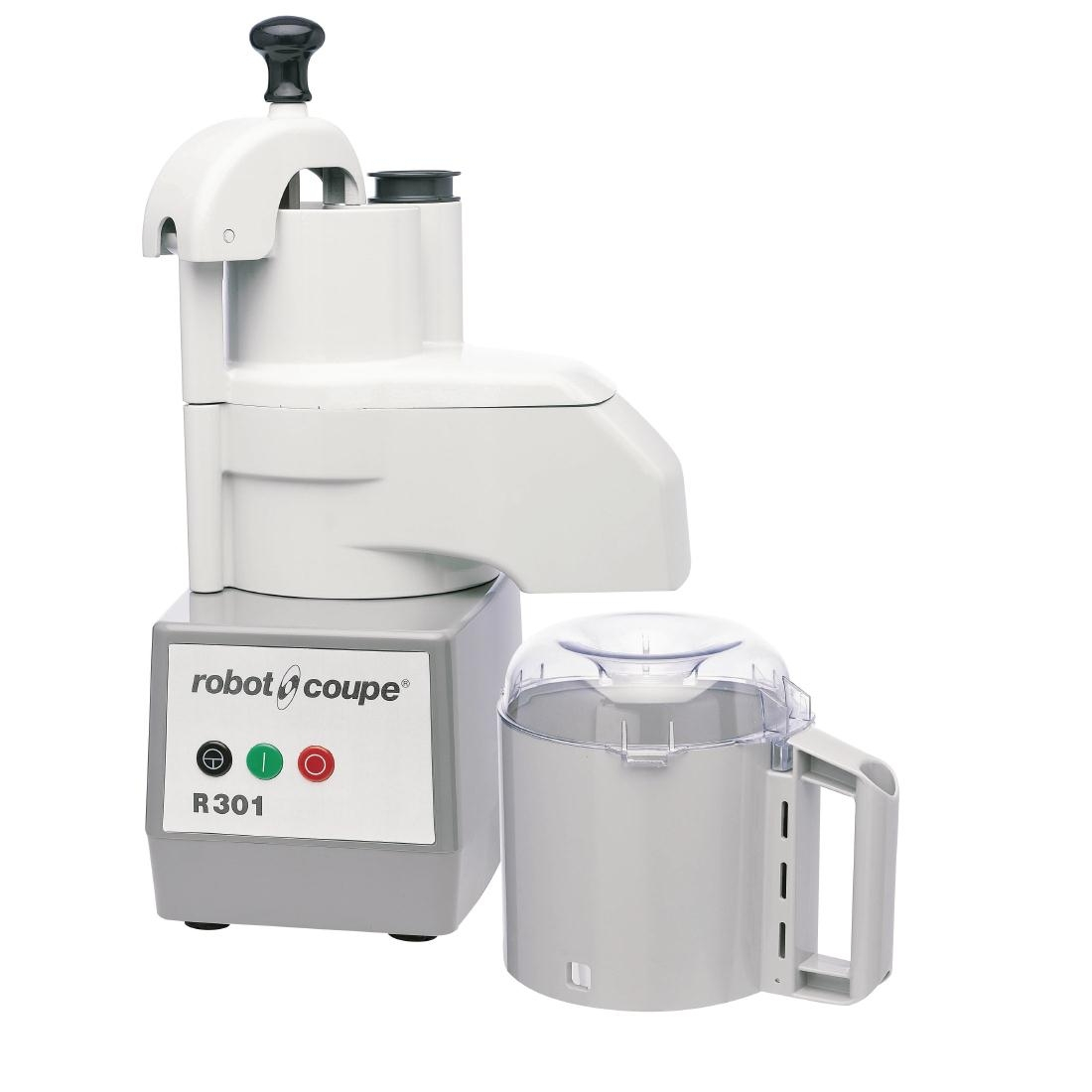 Robot Coupe Food Processor and Veg Prep Machine R301D
