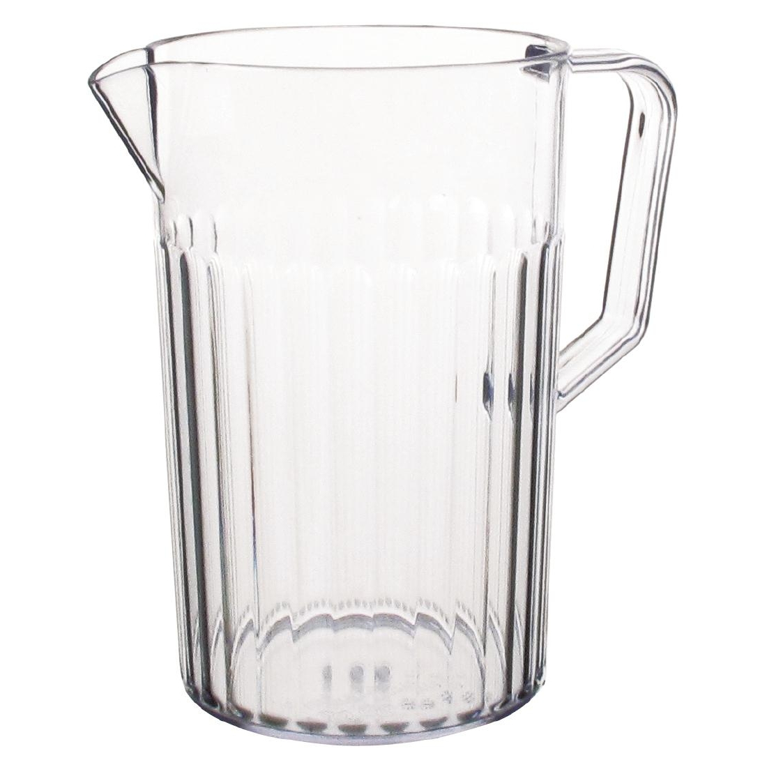 Kristallon Durable Polycarbonate Jug 0.9Ltr