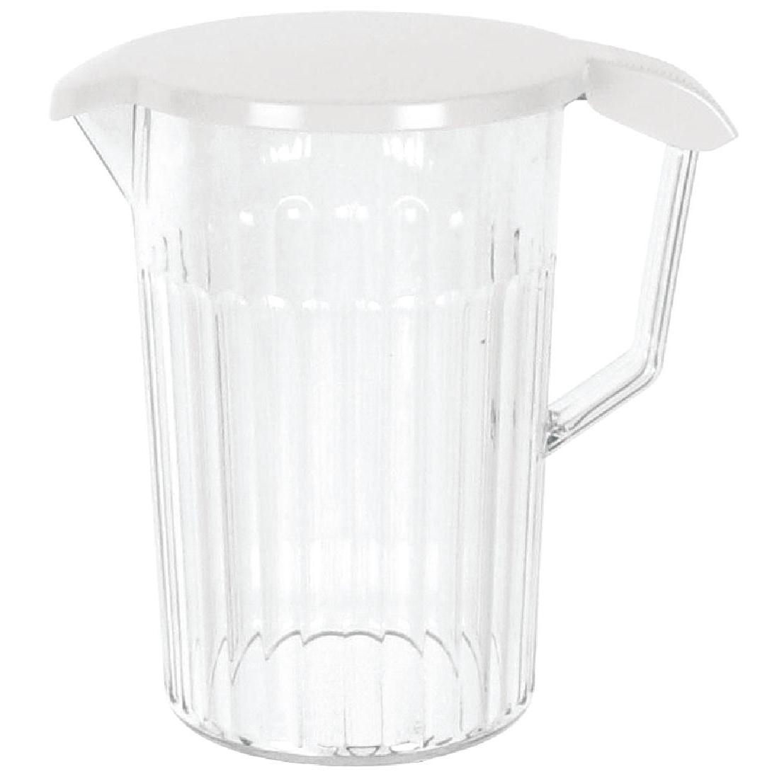 Kristallon Durable Graduated Polycarbonate Jug 0.9Ltr