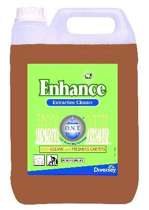 Enhance Extraction Foam Carpet Shampoo 2 x 5L