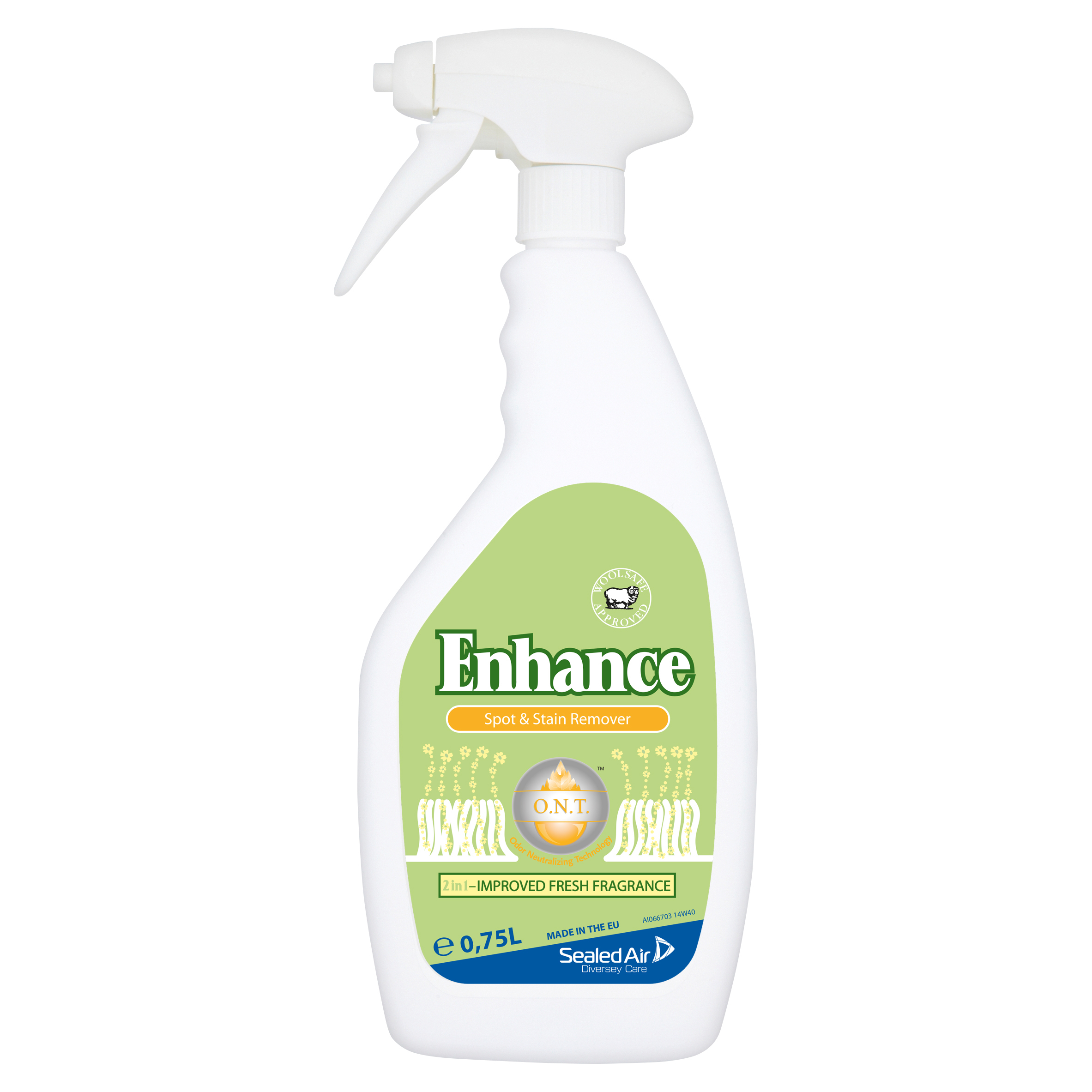 Enhance Spot & Stain Carpet Cleaner - 6 x 750ml