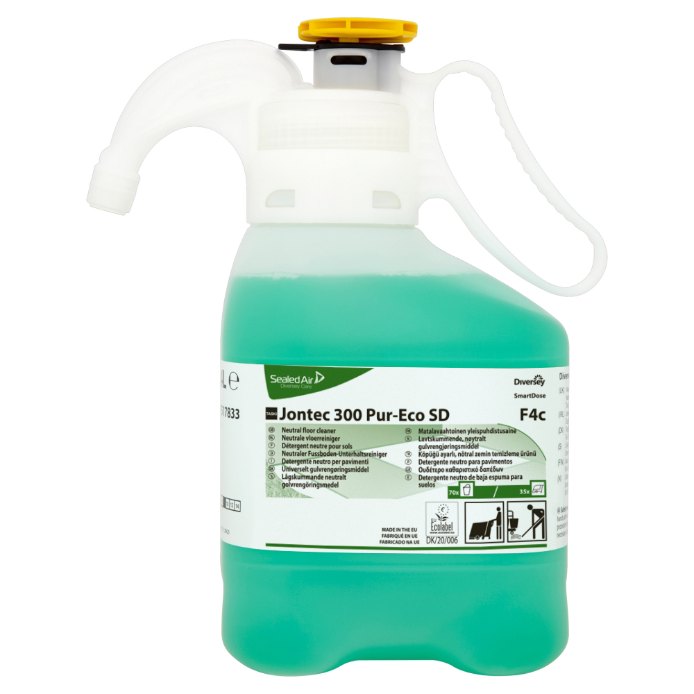TASKI Jontec 300 Pur-Eco SD  Floor Cleaner - 1.4L