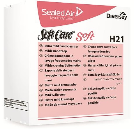 Softcare Soft H21 6 x 800ml