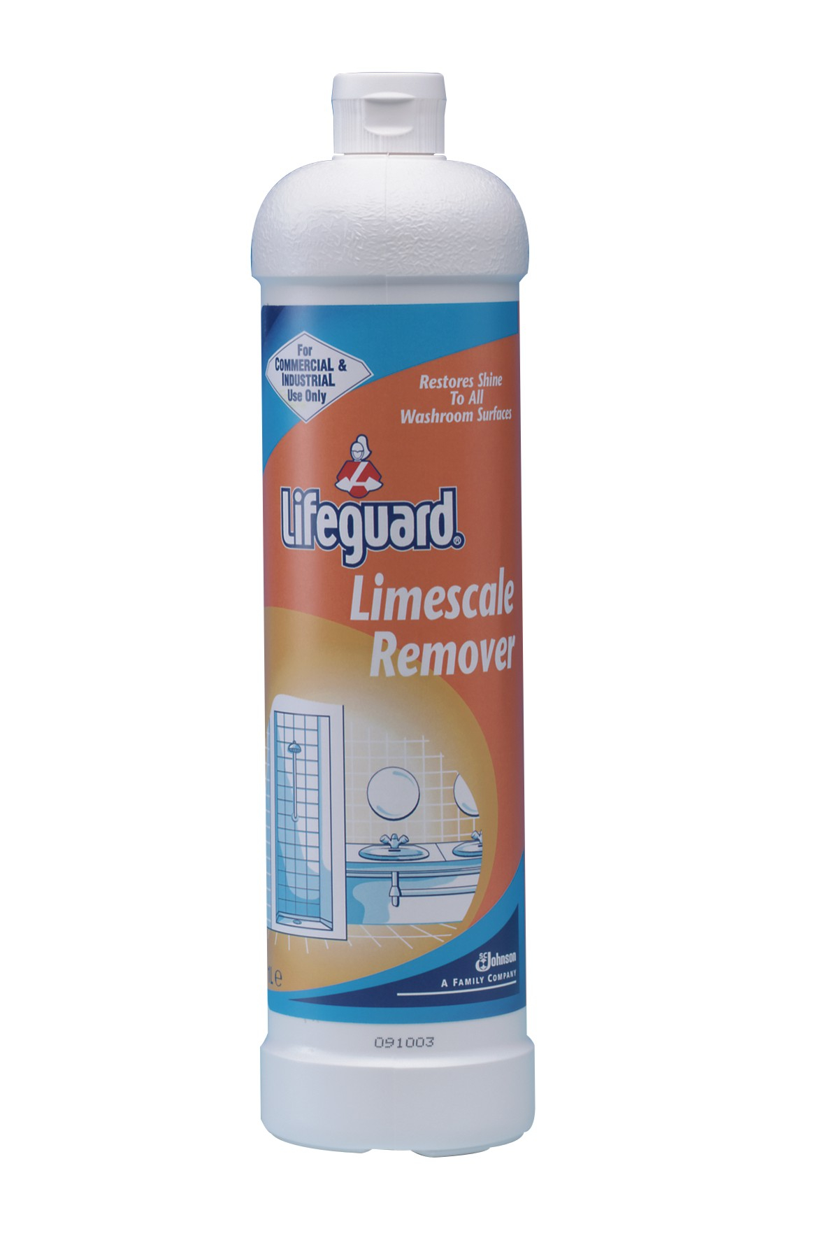 Lifeguard Limescale Remover - 12 x 1 Litres