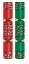 11inch Twelfth Night Crackers Pack of 50