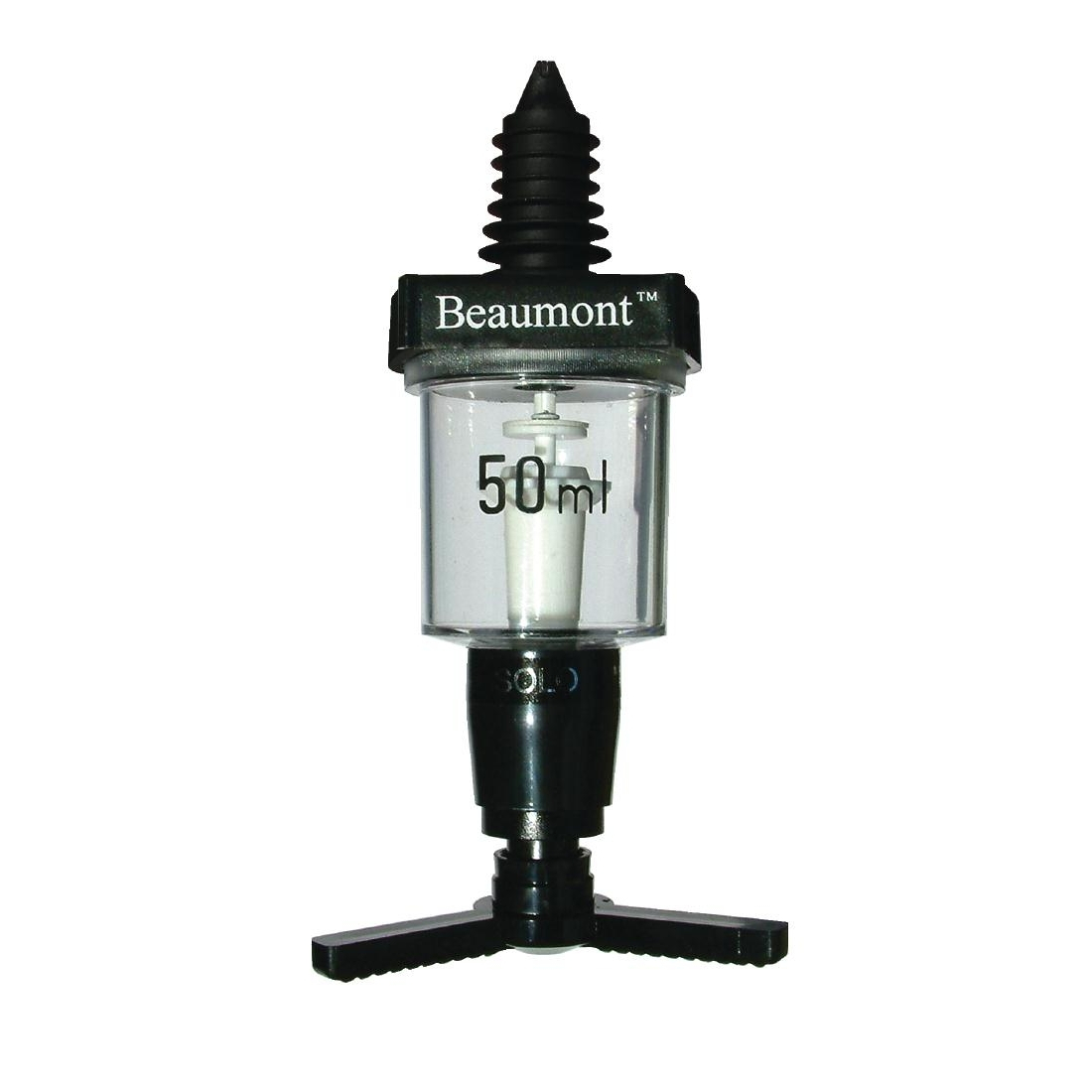 Beaumont Spirit Optic Dispenser Stamped 50ml