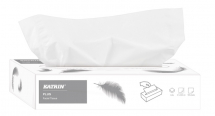 Katrin Plus Facial Tissues - 40 x 100 Tissues
