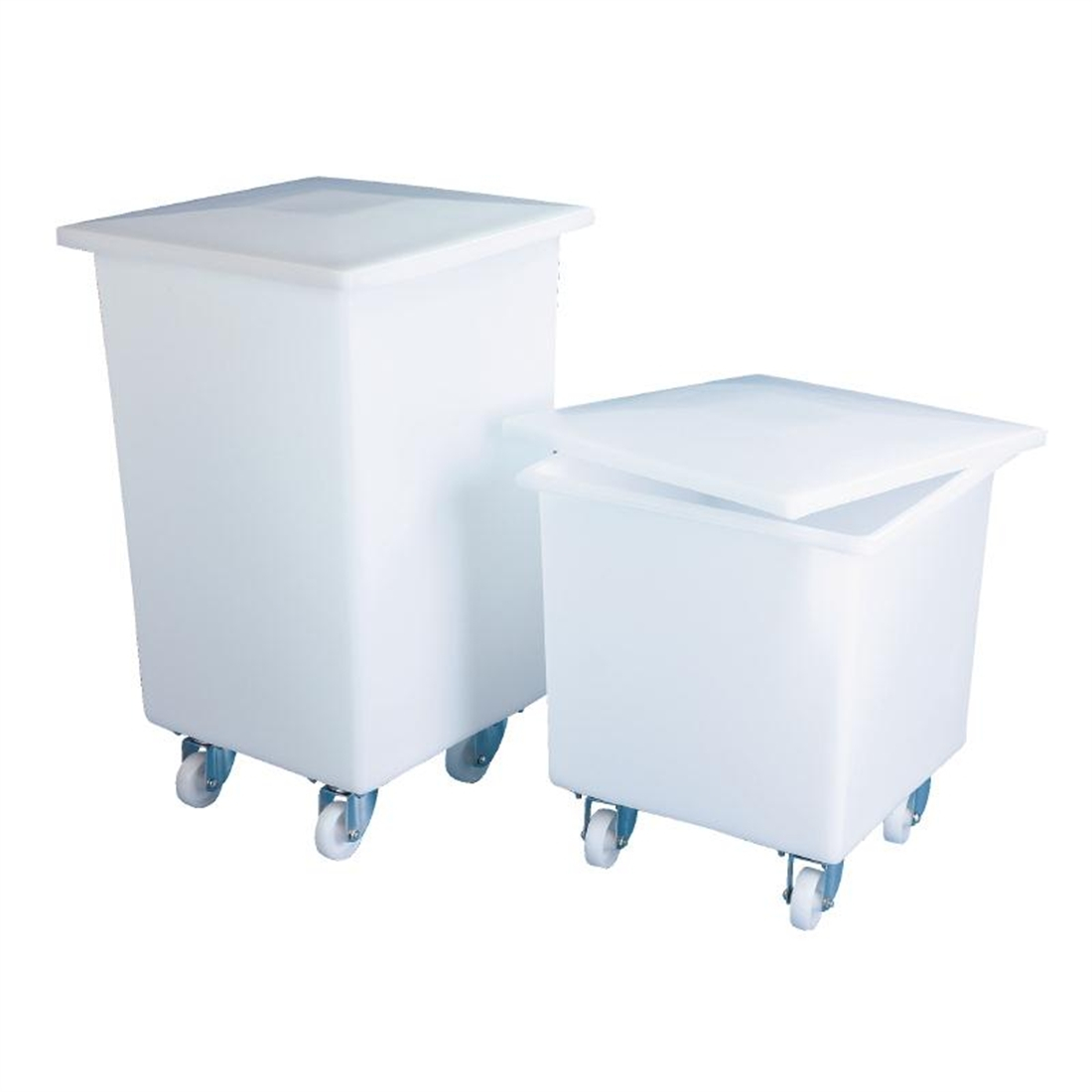 Mobile Ingredient Bin 118Ltr