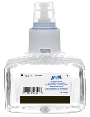 Purell LTX-7 Foam Sanitiser - 3 x 700ml