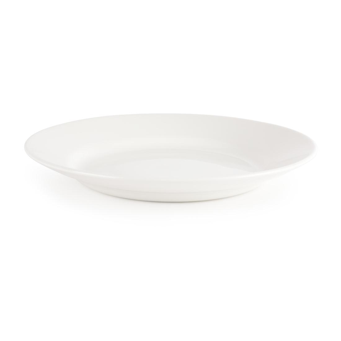 Churchill Whiteware Mediterranean Dishes 254mm