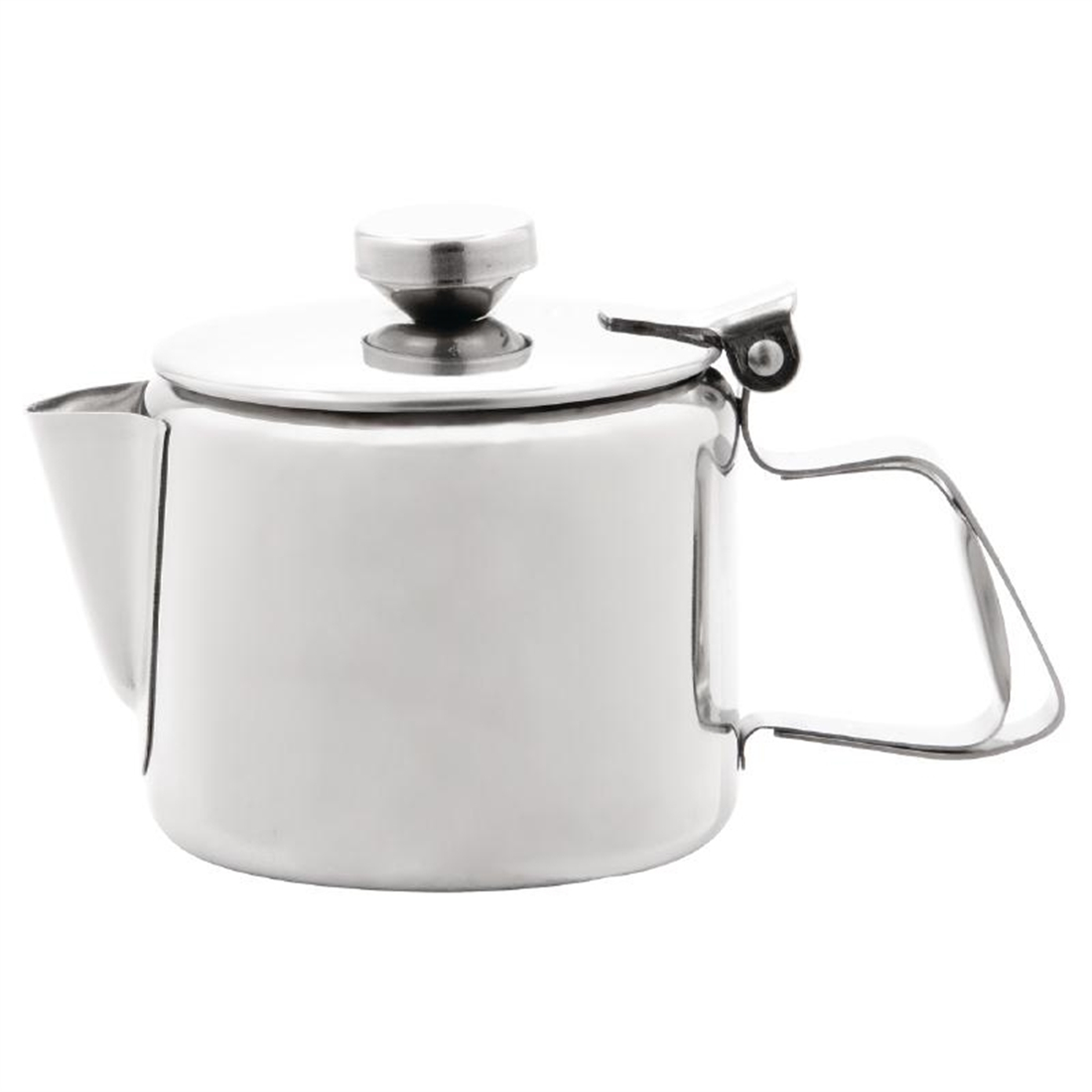 Olympia Concorde Tea Pot Stainless Steel 12oz