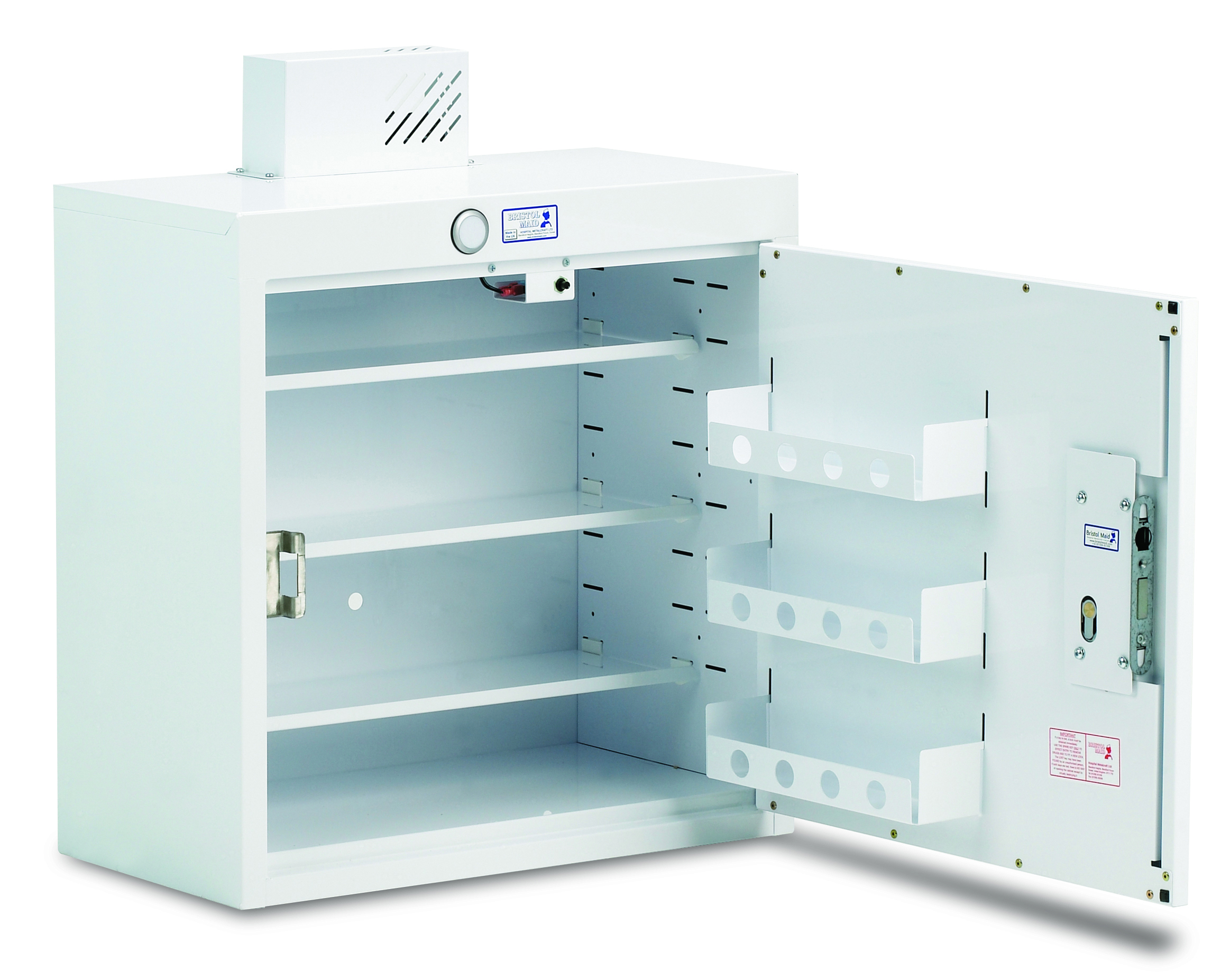 (CD010 & PC 085) Controlled  drug Cabinet & Cupboard
