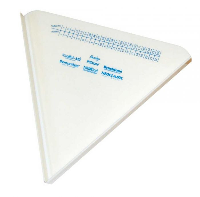 Tablet Despensing Triangle