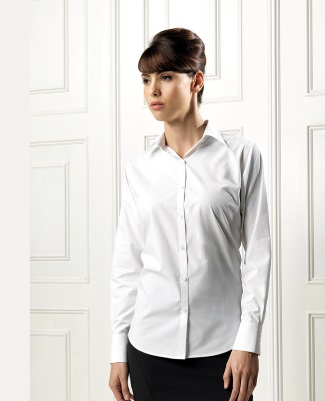 Ladies White Shirt - Size 24