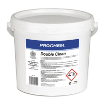 Double Clean - H/Duty Extraction Detergent - 4Kg