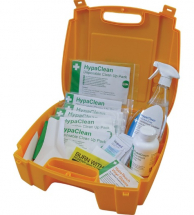 Five Application Spillage Kit in a Case