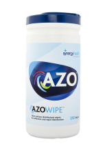 Case of Azowipe Hard Surface Wipes 70% IPA 12 x 200