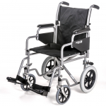 Roma Transit Wheelchair - Detachable Arms & Foldaway Footrests
