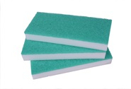 Maxi-Erase All sponge for Oct opus Tool White Green 10 x 5