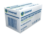 Sterets Pre Injection Swabs -  Box of 100