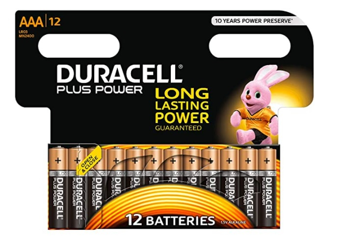 Duracell AAA Batteries - 24 per pack